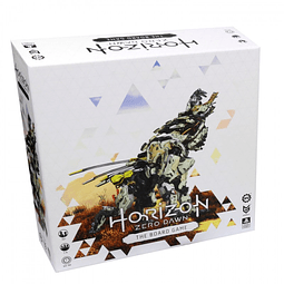 Preventa - Horizon Zero Dawn: The Board Game - Ingles