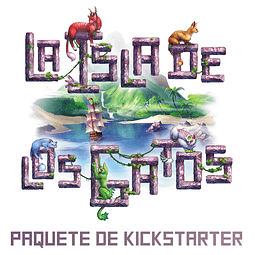 Preventa - La Isla de los Gatos Paquete KS - Español