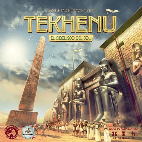 Tekhenu El Obelisco Del Sol - Español