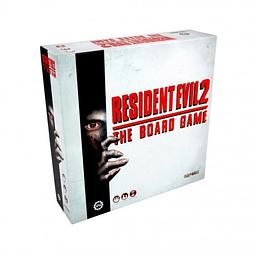 Preventa - Resident Evil 2: The Board Game - Ingles