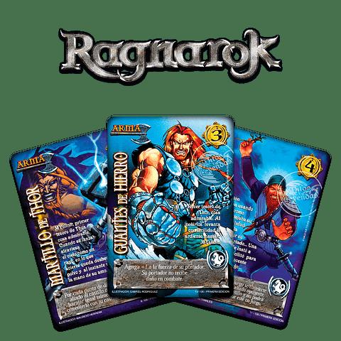Mitos y Leyendas - Colección Completa Ragnarok