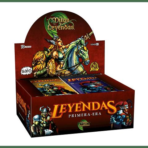 Mitos y Leyendas - Leyendas - Primera Era