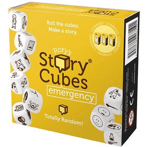 Story Cubes Emergency - Español