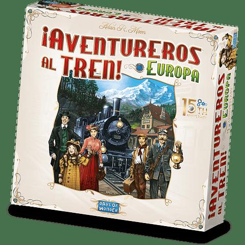 ¡Aventureros al Tren! Europa 15th Anniversary - Español