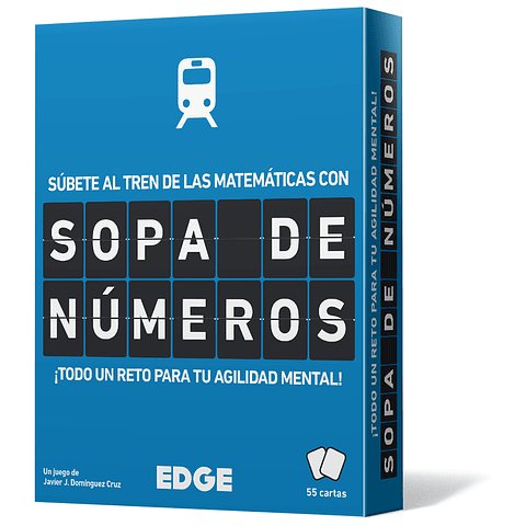 Sopa De Números - Español