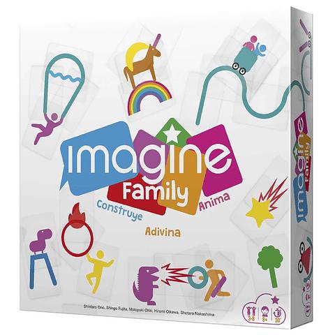 Imagine Family - Español - Preventa