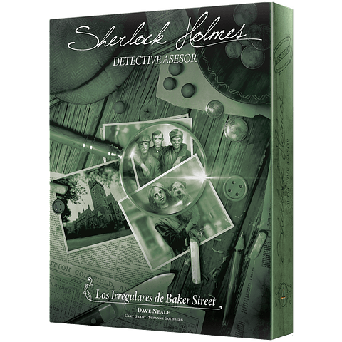 Sherlock Holmes: Los Irregulares de Baker Street - Español