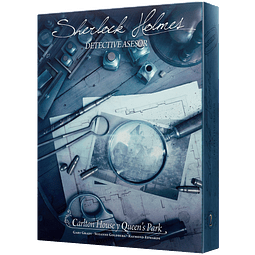 Sherlock Holmes: Carlton House & Queen's Park - Español