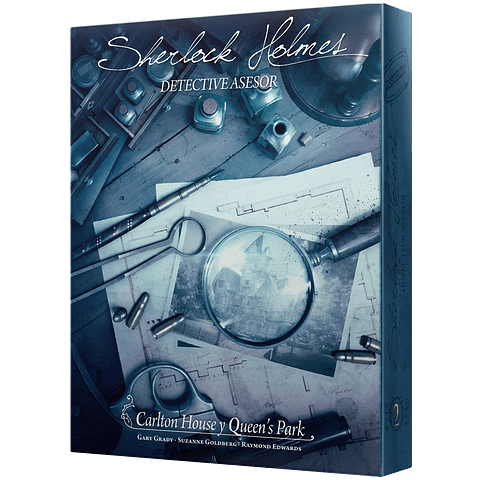 Sherlock Holmes: Carlton House & Queen's Park - Español - Preventa