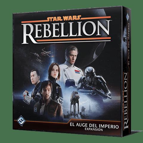 Star Wars Rebellion: El auge del Imperio - Español - Preventa