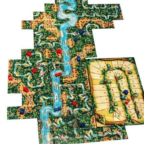 Carcassonne: Amazonas - Español