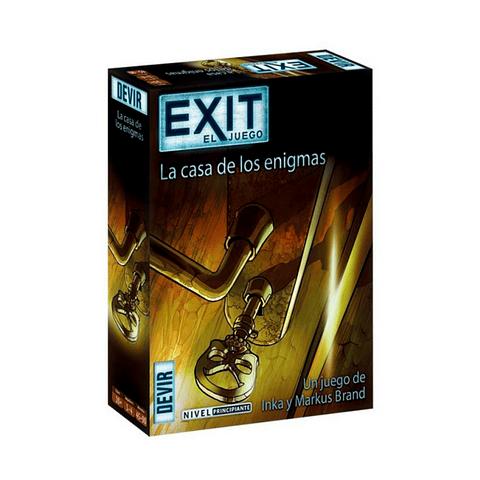 Exit: La Casa de los enigmas - Español