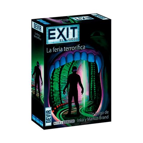 Exit: La Feria Terrorífica - Español