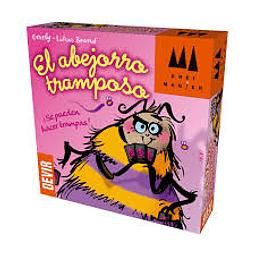 El Abejorro Tramposo - Juego de Mesa - Español