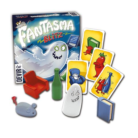Fantasma Blitz - Juego de mesa - Español