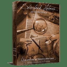 Sherlock Holmes: Los crímenes del Támesis - Español