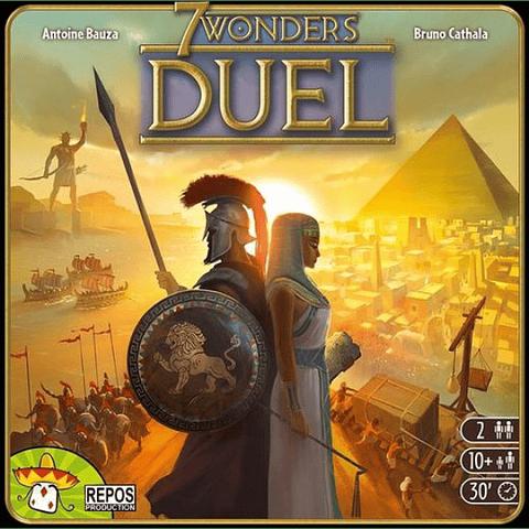 7 Wonders Duel - Español - Preventa