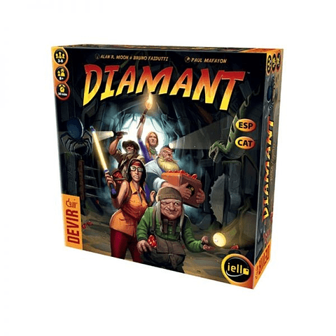 Diamant - Juego de Mesa - Español
