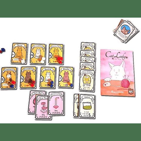 Cat Lady - Español - Preventa