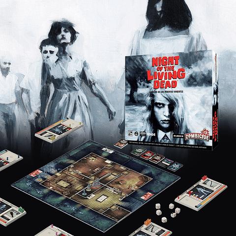 Night of the Living Dead - Español - Preventa