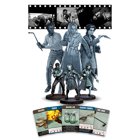 Zombicide - Night of the Living Dead - Español