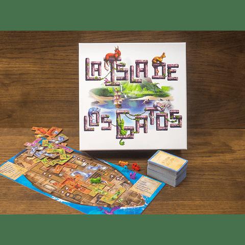La Isla de los Gatos - Español - Preventa