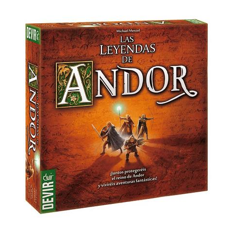 Las Leyendas de Andor - Español