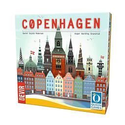 Copenhagen - Juego de Mesa - Español