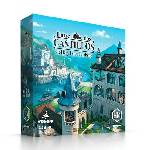 Entre Dos Castillos del Rey Loco Ludwig - Español
