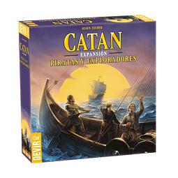 Catan: Expansión Piratas y Exploradores - Español