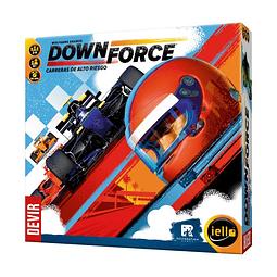 Downforce - Juego de Mesa - Español
