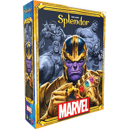 Splendor Marvel - Español