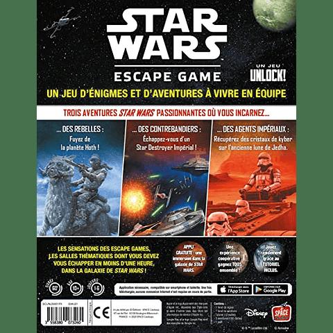 Unlock: Star Wars - Juego de Mesa - Español