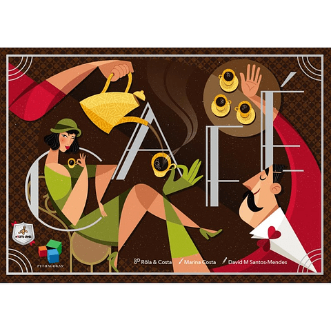 Preventa - Café - Español