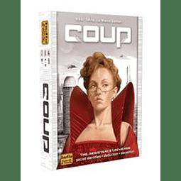 Coup - Juego de Mesa Inglés