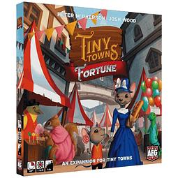Tiny Towns: Fortune - Expansión - Inglés