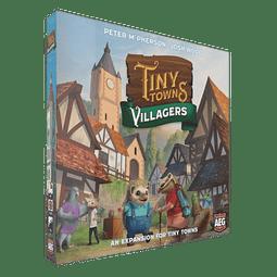 Tini Towns: Villagers - Expansión - Inglés