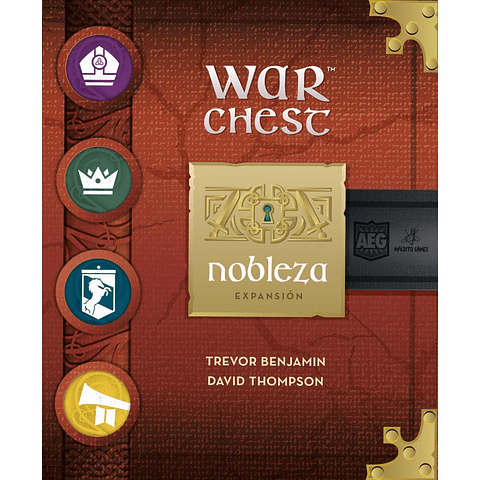 Nobleza - War Chest - Preventa