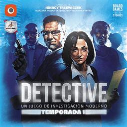 Detective: Temporada 1 - Español