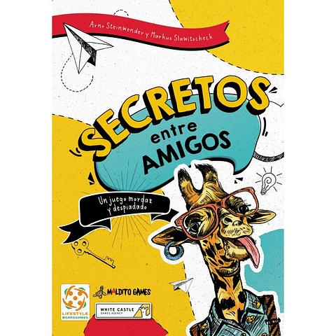Preventa - Secretos Entre Amigos - Español