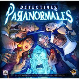 Detectives Paranormales - Preventa