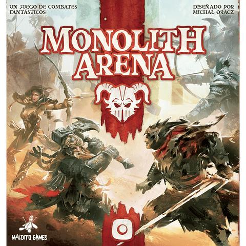 Preventa - Monolith Arena - Español