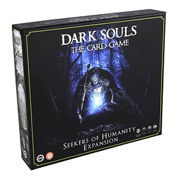 Preventa - Dark Souls: The Card Game – Seekers of Humanity Expansion - Ingles