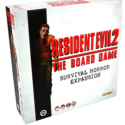 Resident Evil 2: The Board Game - Survival Horror Expansion (Inglés) - Preventa