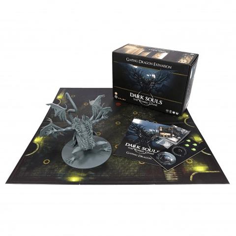 Preventa - Dark Souls: The Board Game - Gaping Dragon Expansion (Español/Multi-idioma)