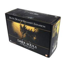 Dark Souls: The Board Game - Black Dragon Kalameet Expansion (Español/Multi-idioma) - Preventa