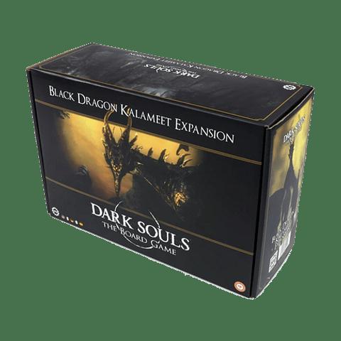 Preventa - Dark Souls: The Board Game - Black Dragon Kalameet Expansion (Español/Multi-idioma)