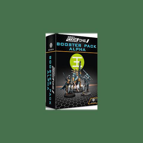 Yu Jing Booster Pack Alpha - Infinity: Code One - Preventa