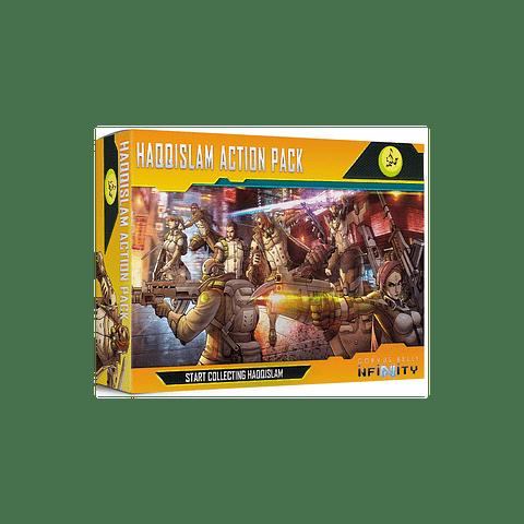 Preventa - Haqqislam Action Pack - Infinity