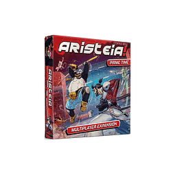 Aristeia!: Prime Time Multiplayer Expansion - Preventa